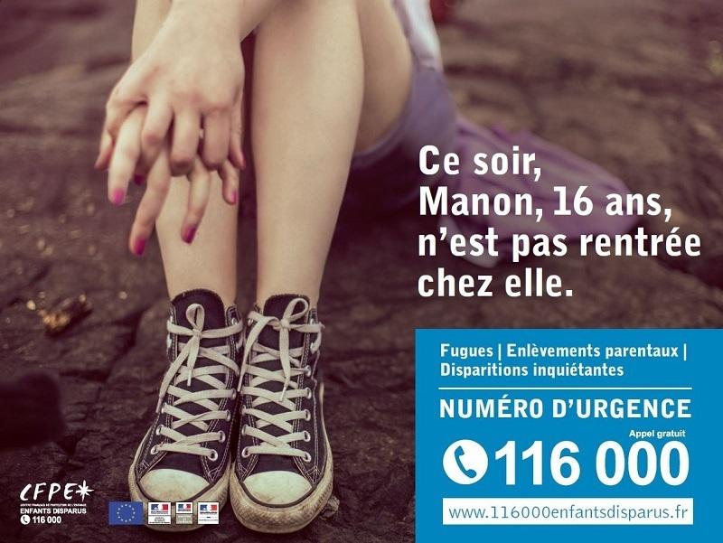 Les fugues de Manon, 16 ans