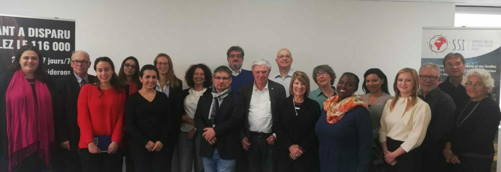 Droit d'Enfance devient officiellement membre su Service Social International