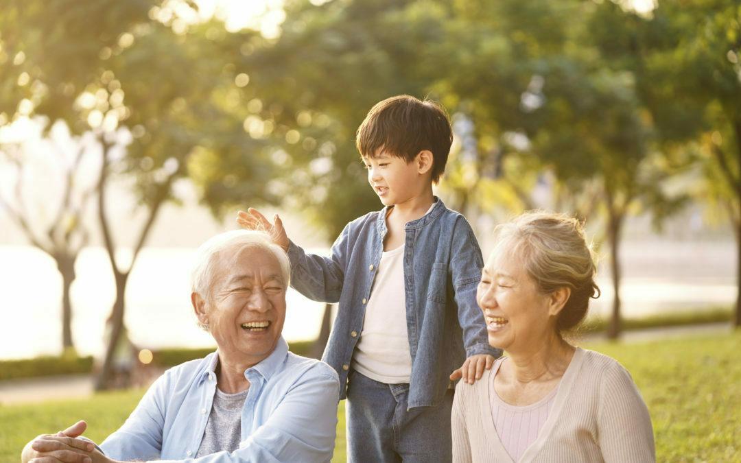 Le droit de l'enfant à entretenir des relations avec ses grands-parents