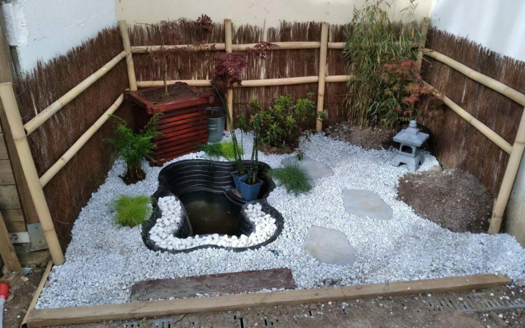 «Bois de quartier» : dernière ligne droit du jardin japonisant