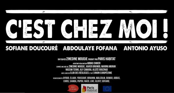 «C'est chez moi !» : court métrage Les Réglisses